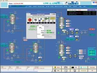 2010 - ระบบ SCADA โรงงานผลิตกลูโคส , มอลโตเด็กตริน